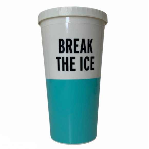 Kate Spade Break The Ice To Go Cup Travel Tumbler